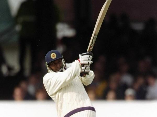 Sri Lanka's Aravinda de Silva (Photo/ ICC Twitter)
