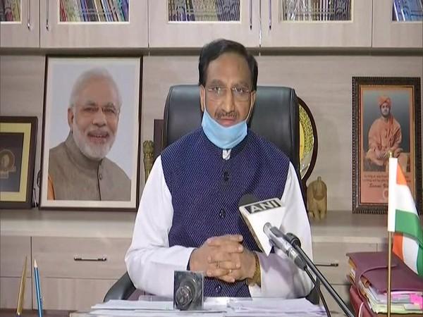 Union Minister of Human Resource Development Ramesh Pokhriyal. (File photo)