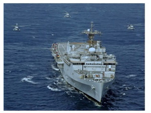 Indian Navy has said the ships have been suitably provisioned for the evacuation operation.