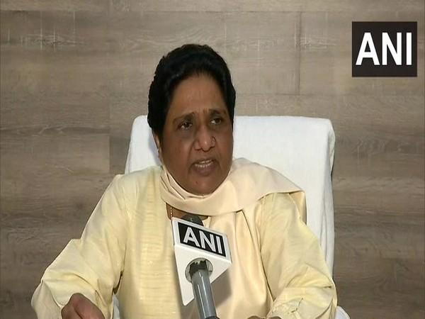 BSP chief Mayawati. [File Photo/ANI]