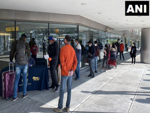 Around 25,000 Indians have registered with the country's mission in the US for repatriation flights.