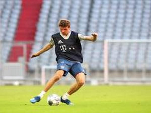Bayern Munich's Thomas Muller. (Photo/ Thomas Muller Twitter)