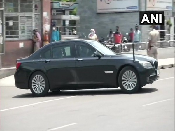 Dr Manmohan Singh was discharged from AIIMS, Delhi on Tuesday.