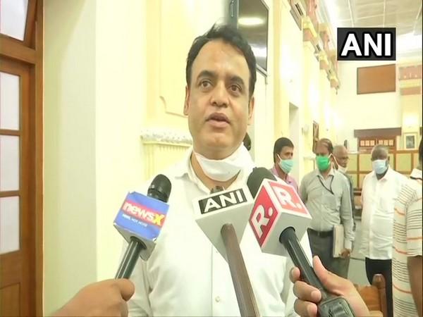 Karnataka Deputy Chief Minister Dr CN Ashwath Narayan