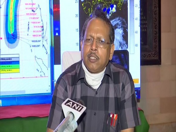 PK Jena, Special Relief Commissioner,Odisha speaks on cyclonic Storm 'AMPHAN