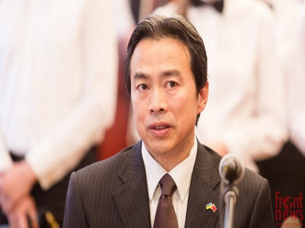 Chinese Ambassador to Israel Du Wei
