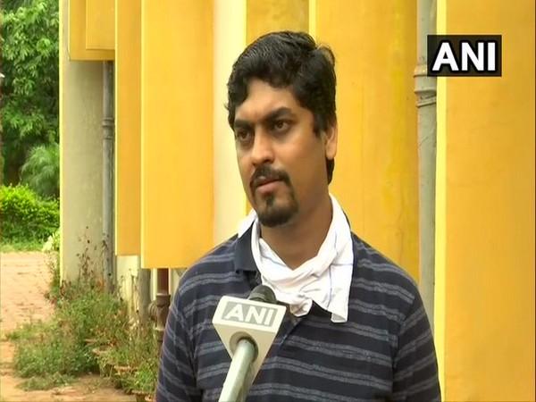Umashankar Das, Deputy Director, IMD Bhubaneswar.