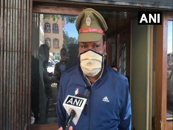 Hari Singh, a security guard at Himachal Pradesh Secretariat in Shimla.