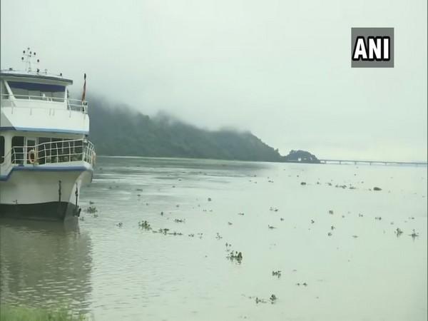 The Brahmaputra river in Assam. File photo/ANI
