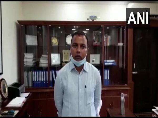 Bhubaneswar Municipal Corporation (BMC) commissioner Prem Chandra Chaudhury.