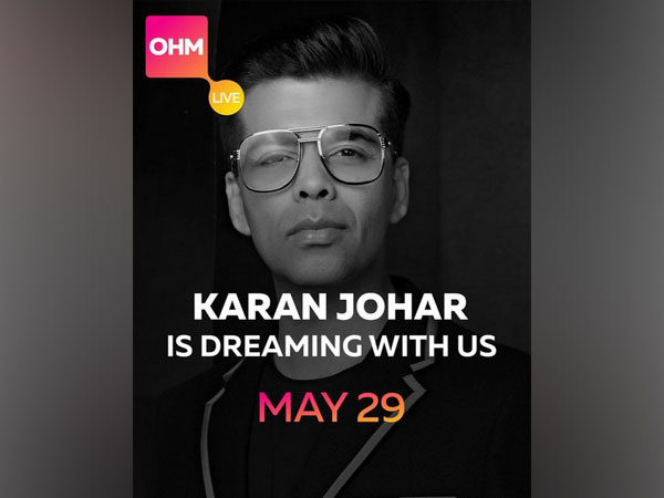 Director Karan Johar (Image source: Twitter)