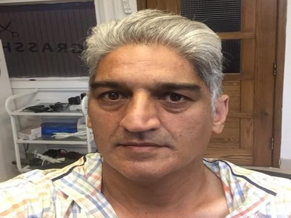 Prominent Pakistani journalist Matiullah Jan (Twitter/Matiullah Jan)