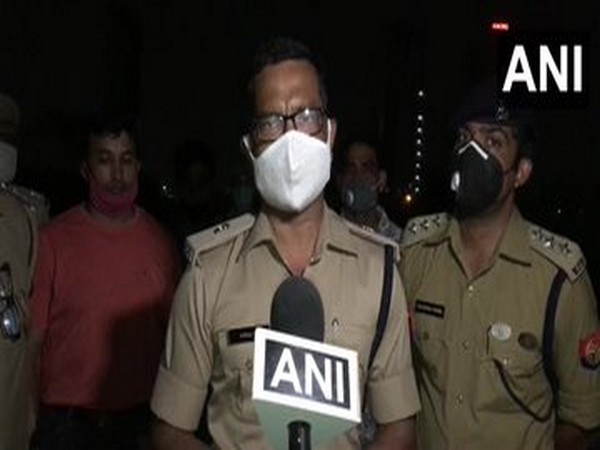 Noida Additional Deputy Commissioner of Police Ranvijay Singh.
