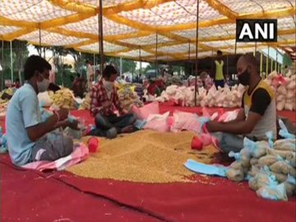 Indore Municipal Corporation decides to stop free ration to needy (Photo/ANI)