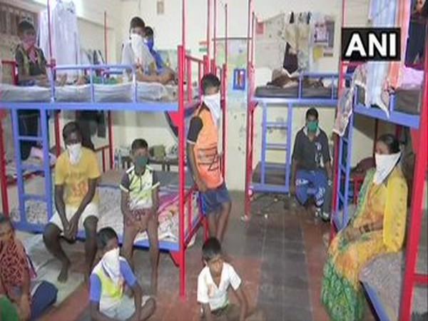 70 residents of Dahanu-Agar village shifted to a hostel in Maharashtra.