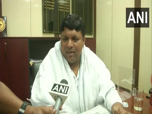Jharkhand Agriculture Minister Badal Patralekh.