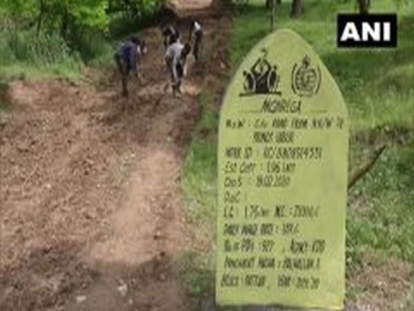 Work under MGNREGA resumes in Jammu and Kashmir.