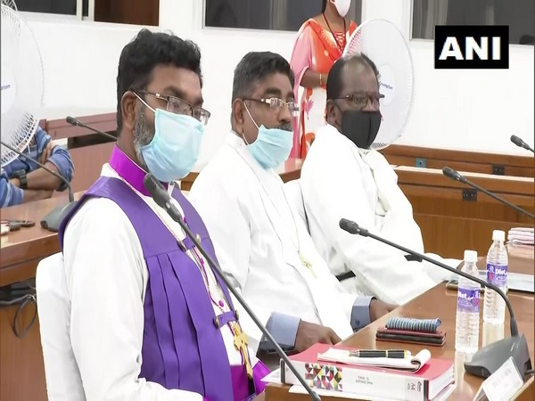 Tamil Nadu Chief Secretary holds meeting on re-opening of religious places.
