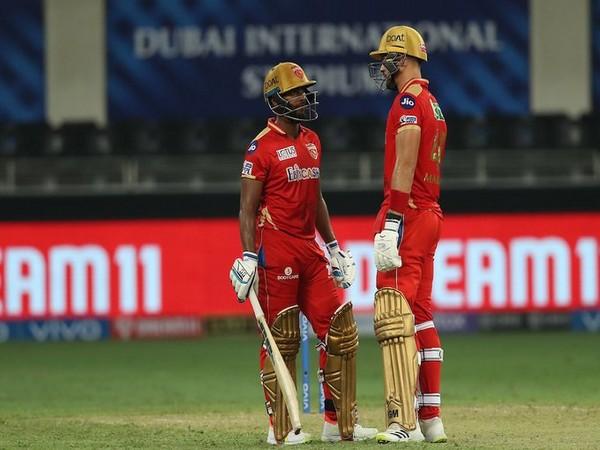 Aiden Markram and Nicholas Pooran in action (Photo/ IPL Twitter)