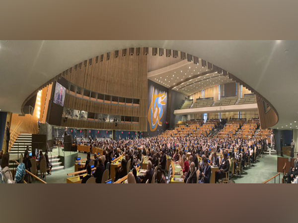 High-level segment of 76th UN General Assembly begins today [Image: @UN_PGA]
