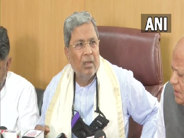 Former Karnataka Chief Minister and Congress legislative party leader  Siddaramaiah