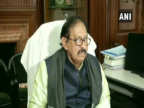West Bengal Assembly Speaker Biman Banerjee. [File Photo/ANI]