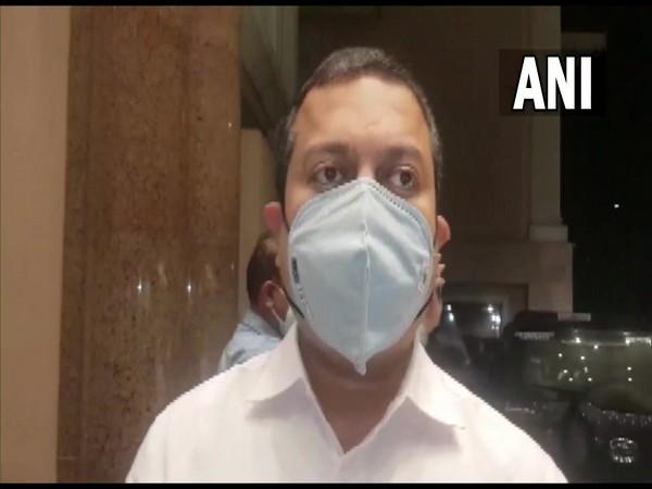 Maharashtra's Minister for Medical Education, Amit Deshmukh (Photo/ANI)
