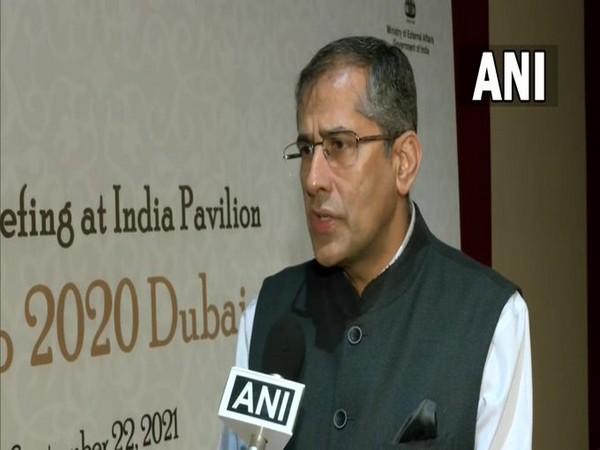 Indian ambassador here Pavan Kapoor