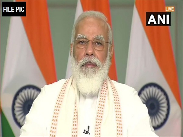 Prime Minister Narendra Modi (Photo/ANI)