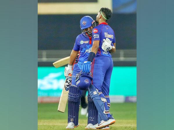 Shreyas Iyer and Rishabh Pant (Photo/ Ricky Ponting Twitter)