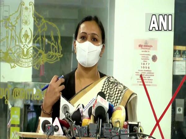 Kerala Health Minster Veena George (File Photo)