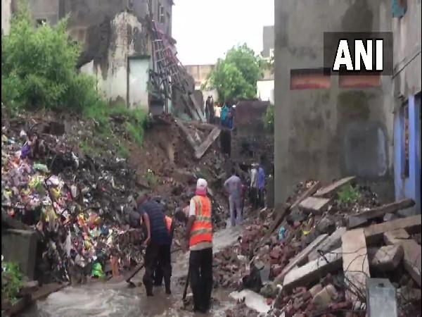 visual from Rajkot after heavy rainfall (Photo/cash bandits)