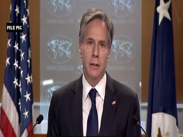 US top diplomat Antony Blinken