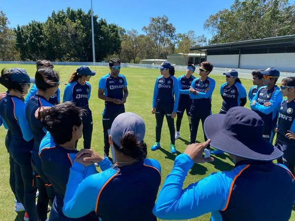 Team India (Photo/ BCCI Women Twitter)