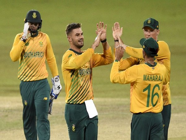 South Africa cricket team (Photo/ ICC Twitter)