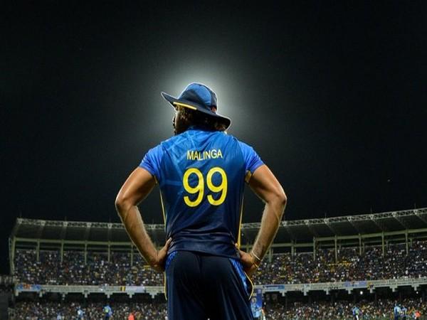 Sri Lanka pacer Lasith Malinga (Photo/ Suryakumar Yadav Twitter)