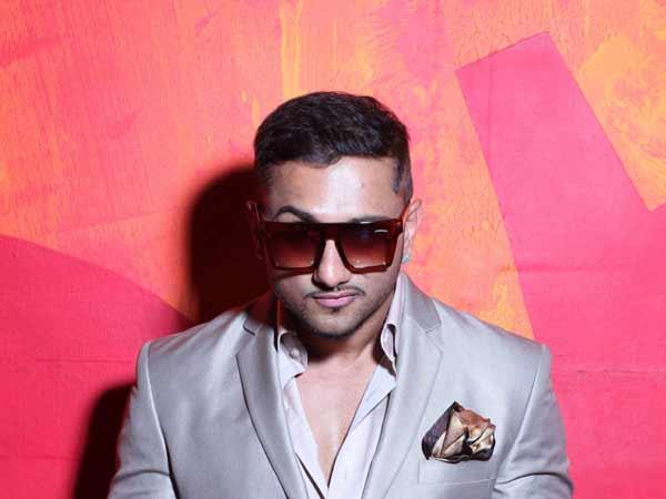 Bollywood Singer Yo Yo Honey Singh