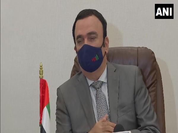 UAE Ambassador to India Dr Ahmed Albanna. (Photo/ANI)
