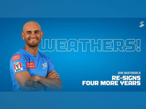 Jake Weatherald (Image: Adelaide Strikers)