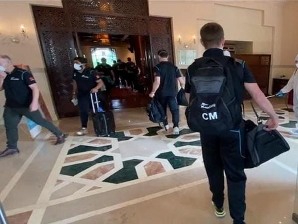 New Zealand cricket team (Photo/ Mohammad Hafeez Twitter)