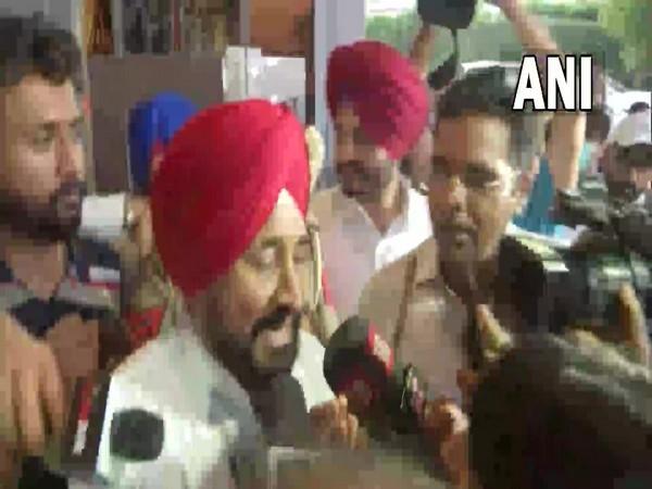 Punjab CM-designate Charanjit Singh Channi (Photo/ANI)