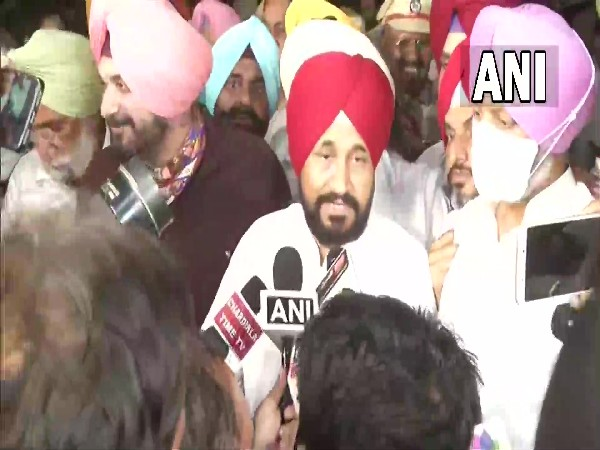 Chief Minister-elect of Punjab Charanjit Singh Channi (Photo/ANI)