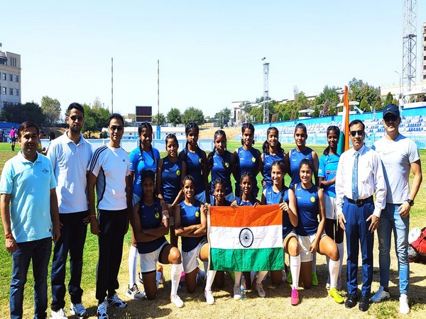 Indian U18 Girls Rugby Team (Photo: Twitter/Rugby India)