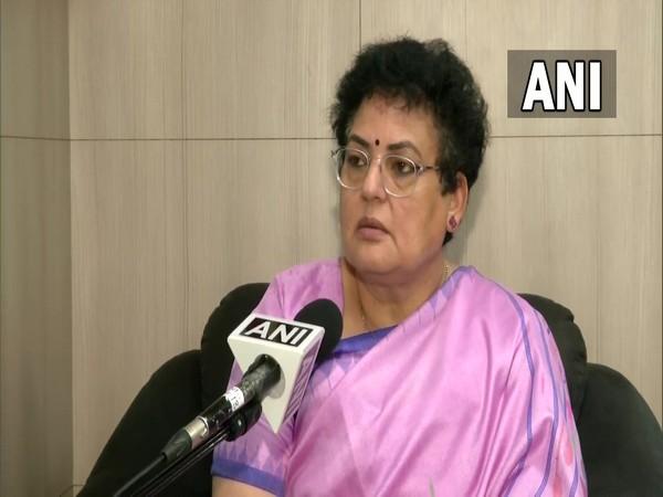 NCW Chief Rekha Sharma (Photo/ANI)