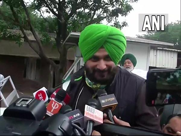 Punjab Congress chief Navjot Singh Sidhu (File Photo)