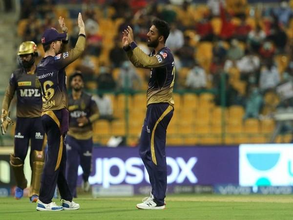 Varun Chakravarthy in action (Photo/ IPL Twitter)