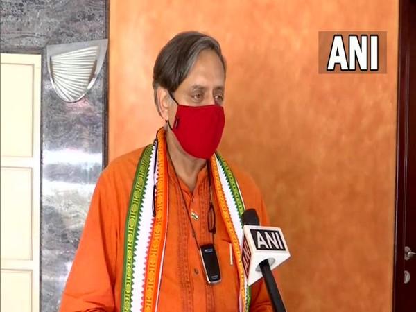 Congress leader Shashi Tharoor (Photo/ANI)