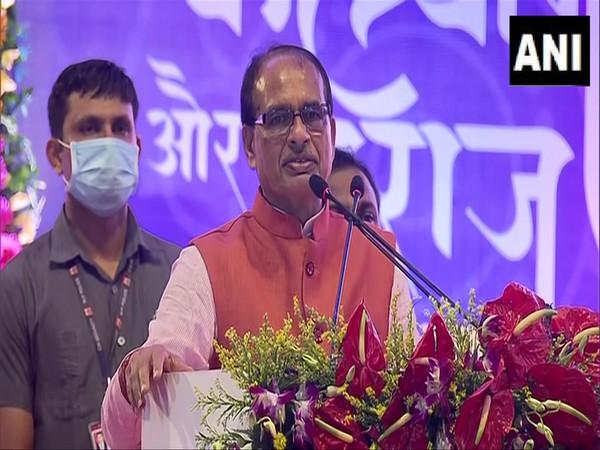 Madhya Pradesh CM Shivraj Singh Chouhan. (Photo/ANI).