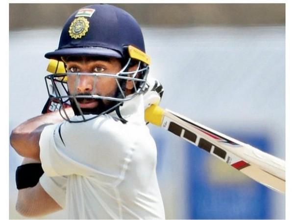 Former Indian batsman Abhinav Mukund (Photo/ Abhinav Mukund Twitter)