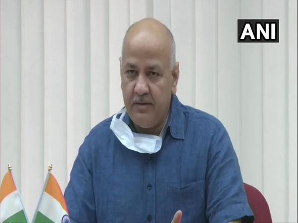 Delhi Deputy Chief Minister Manish Sisodia (File Photo/ANI)